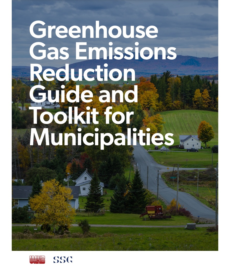 UMNB Greenhouse Gas Emissions Reductions Guide and Toolkit for Municipalities